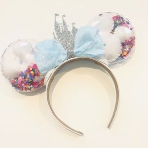 Accessories - Mickey Mouse balloon inspired confetti ears